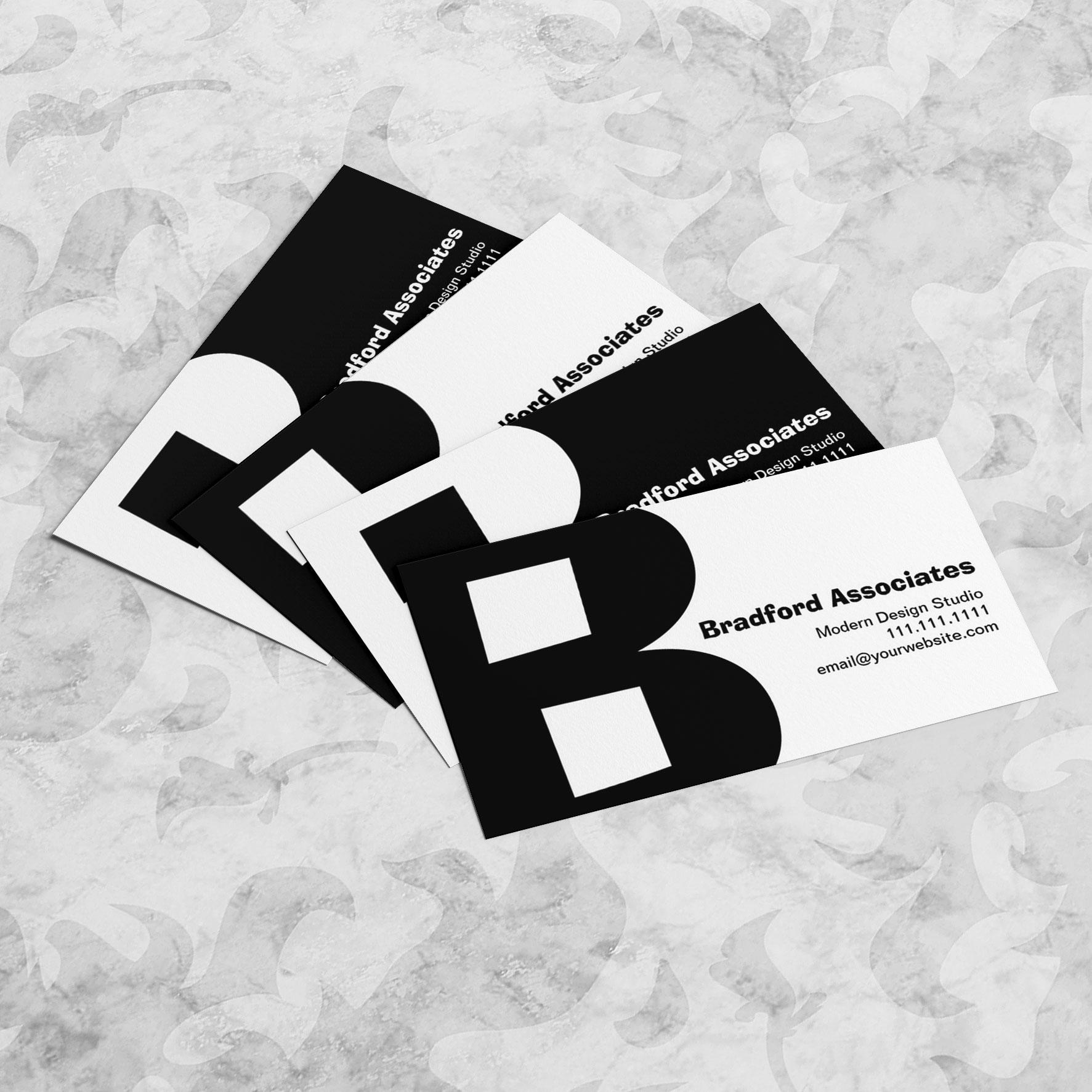 Business Cards – Antique Images