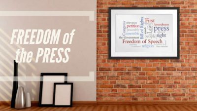 First Amendment and Freedom of Speech Posters and Gifts