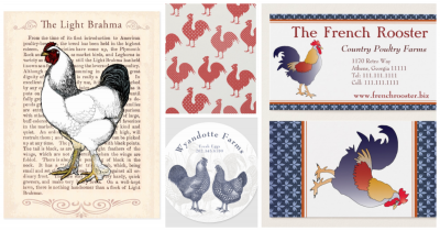 Backyard Chicken Gifts – Hens and Roosters